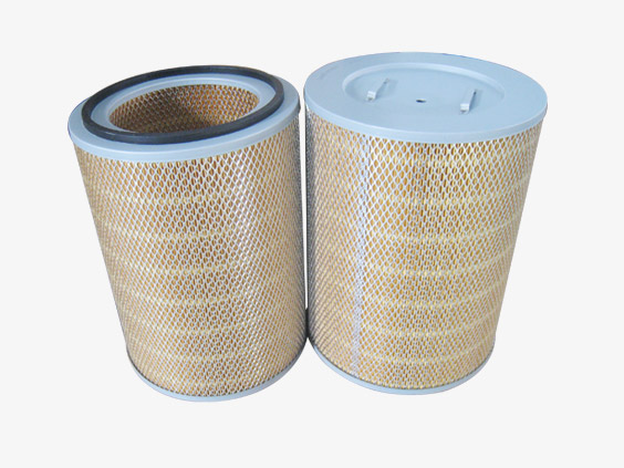 Cylindrical Dust Collector Filter Element