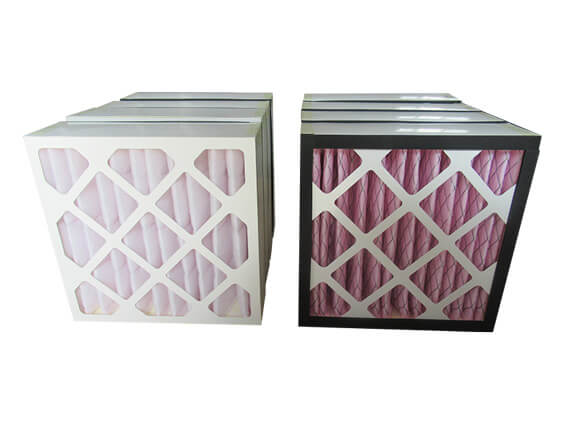 G3 G4 Panel Pleated Air Filter