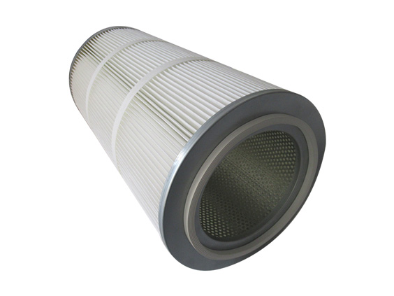 Pleated Air Filter Cartridge