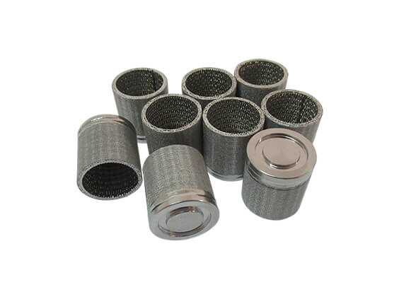Customized Sintered Filter Element