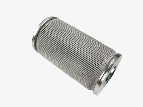 SS Pleeated Candle Oil Filter Element