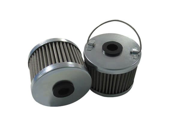 With Handle SS Hydraulic Oil Filter