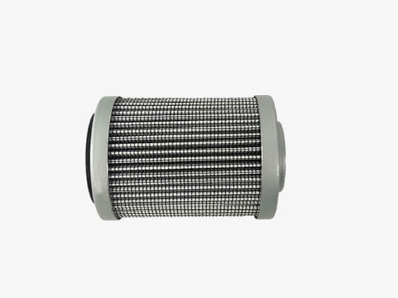 Replace MP Hydraulic Oil Filter Element